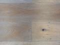 country eiken, handgestopt, borstelen, verouderd, dubbel gerookt, Lecol VL96 grijs geolied.jpg
