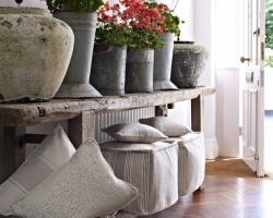 klassieke visgraat vloeren