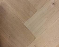 landelijke visgraat tapis vloer