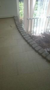 ondervloer spaanplaat visgraatvloer