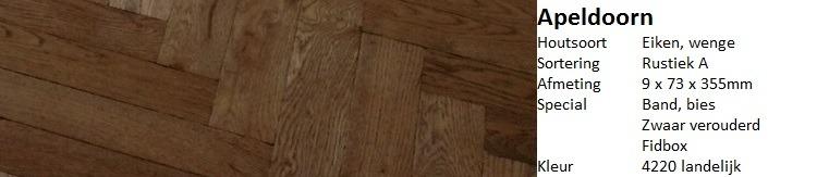visgraat vloer apeldoorn