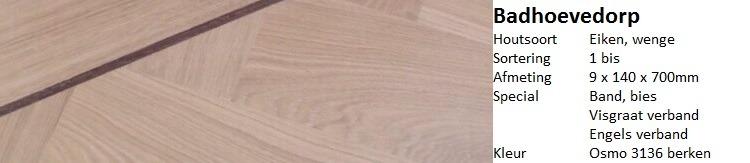 visgraat vloer badhoevedorp