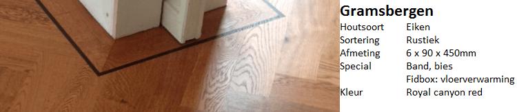 visgraat vloer gramsbergen