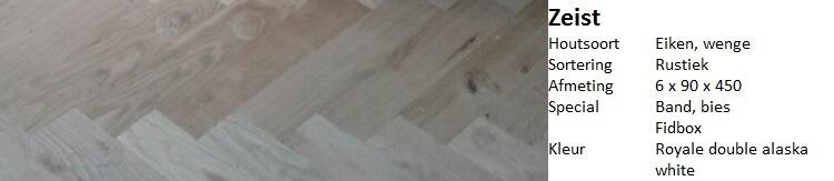 visgraat vloer zeist