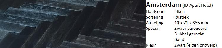 visgraatvloer amsterdam