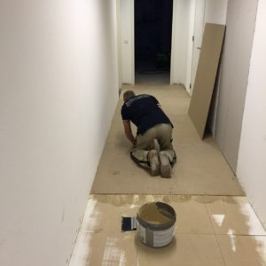 ondervloer visgraatvloer amsterdam