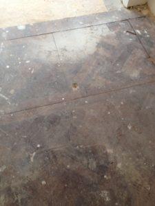 visgraat vloer eiken