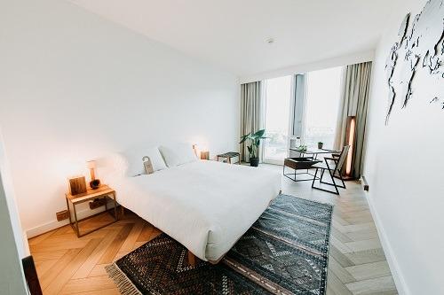 Visgraatvloer hilton hotel Bebovloeren lamelparket (31)
