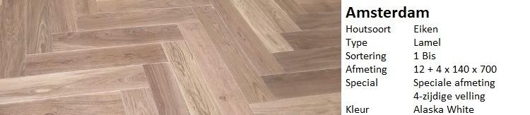 vergrijsde visgraat vloer amsterdam