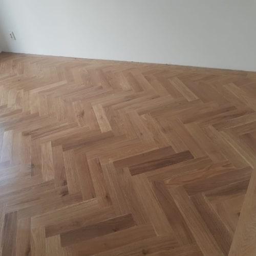 eiken houten vloer amsterdam