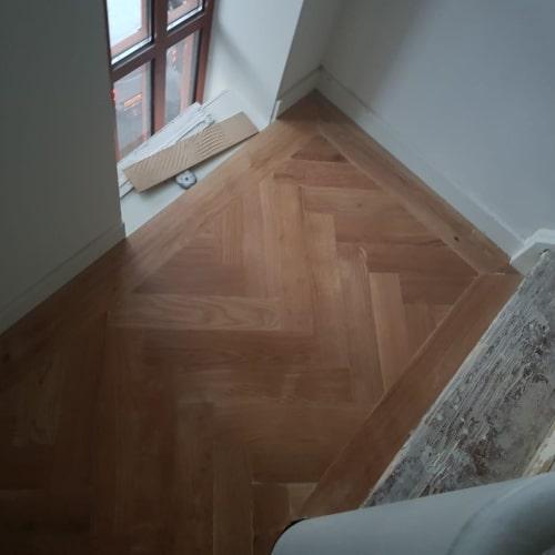 goedkope houten vloer